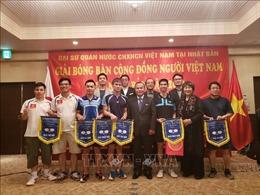 Giải bóng bàn dành cho cộng đồng người Việt Nam tại Nhật Bản