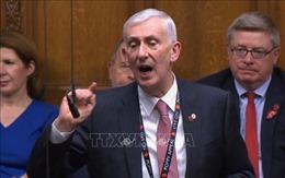 Hạ viện Anh bầu chủ tịch mới