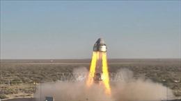 Boeing thử nghiệm tàu vũ trụ Starliner