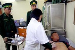 Cứu sống một công dân Trung Quốc gặp nạn trên sông biên giới