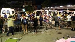 Ít nhất 15 người thiệt mạng trong vụ tấn công bạo lực ở miền Nam Thái Lan