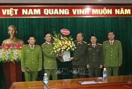 Khen thưởng cán bộ, chiến sĩ triệt phá thành công chuyên án ma túy lớn ở Điện Biên