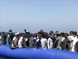 Chín người di cư thiệt mạng trong vụ lật tàu ngoài khơi Tây Ban Nha