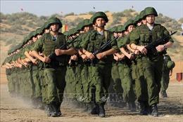 Nga và Ấn Độ tập trận 3 quân chủng 'INDRA 2019'
