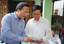 Thăm hỏi, động viên gia đình các nạn nhân vụ tai nạn nghiêm trọng tại Phú Yên