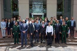 Đối thoại Chiến lược Ngoại giao - Quốc phòng Việt Nam - Australia lần thứ 7