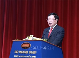 Phó Thủ tướng Phạm Bình Minh tiếp Đại sứ Sri Lanka tại Việt Nam