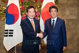 Nhật Bản, Hàn Quốcđàm phán thương mại cấp cao đầu tiên trong 3 năm qua