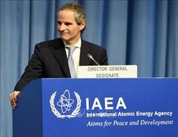 IAEA chính thức phê chuẩn tân Tổng Giám đốc