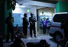 Tạm giữ 14 đối tượng gây rối tại bệnh viện ở Đồng Nai