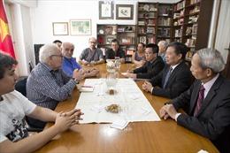Đoàn đại biểu Đảng Cộng sản Việt Nam thăm và làm việc tại Uruguay và Argentina
