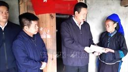 Thăm hỏi, hỗ trợ gia đình các nạn nhân trong vụ sập tường khiến 5 người chết ở Hà Giang