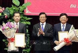 Đồng chí Nguyễn Văn Quảng giữ chức Phó Bí thư Thường trực Thành ủy Đà Nẵng