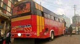 Nghi phiến quân Al-Shabab tấn công xe buýt, bắt cóc toàn bộ hành khách
