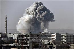 Không kích ở miền Đông Syria, 8 tay súng lực lượng bán quân sự thiệt mạng