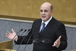 Tổng thống Putin ký sắc lệnh bổ nhiệm ông Mikhail Mishustin làm Thủ tướng