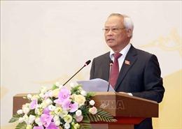 Gặp mặt cơ quan đại diện ngoại giao, tổ chức quốc tế nhân dịp Xuân Canh Tý