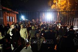 Ẩu đả tại Đại học JNU danh tiếng, ít nhất 23 người bị thương