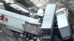 Đâm xe liên hoàn ở Mỹ, ít nhất 5 người thiệt mạng