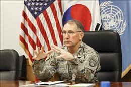 USFK cảnh báo nhân viên Hàn Quốc có thể phải nghỉ việc tạm thời