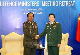 Hợp tác quốc phòng là trụ cột trong mối quan hệ Việt Nam - Campuchia