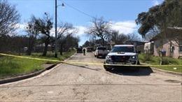 Đâm dao tại nhà riêng ở Texas, 3 người thiệt mạng