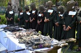 59 phiến quân Taliban ra đầu hàng