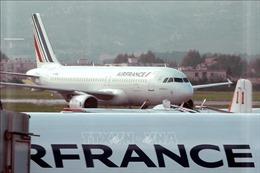 Hãng Air France-KLM kéo dài lịch hoãn bay tới Trung Quốc tới hết 15/3
