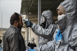 Syria hoãn bầu cử quốc hội để phòng dịch COVID-19