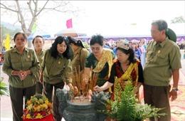 Tưởng niệm lần thứ 58 ngày hy sinh củaAnh hùng lực lượng vũ trang Neáng Nghés