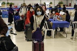 87 quốc gia và vùng lãnh thổ áp đặt hạn chế nhập cảnh với du khách Hàn Quốc