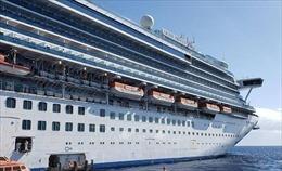Mỹ xác nhận 21 ca nhiễm SARS-CoV-2 trên du thuyền Grand Princess