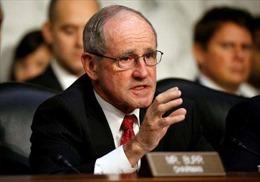 Thượng nghị sỹ Jim Risch kỳ vọng quan hệ Việt Nam - Hoa Kỳ tiếp tục được củng cố