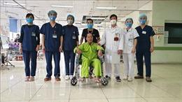 Cứu sống bệnh nhân ngã từ tầng 3 xuống đất