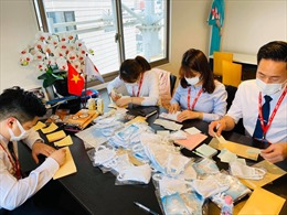 Ấm áp hai tiếng 'đồng bào' tại Nhật Bản- Bài cuối: Đất nước luôn bên cạnh
