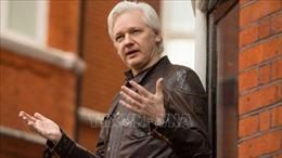 Anh hoãn phiên tòa giai đoạn 2 về xem xét dẫn độ nhà sáng lập trang mạng WikiLeaks sang Mỹ