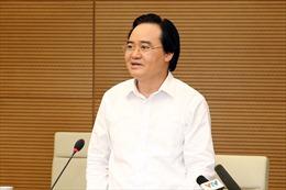Thành lập Hội đồng cấp Nhà nước xét tặng danh hiệu 'Nhà giáo Nhân dân', 'Nhà giáo Ưu tú'