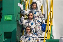 Nhiệm vụ đưa người lên ISS được triển khai đúng kế hoạch