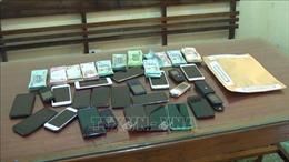 Thanh Hóa triệt phá ổ đánh bạc liên tỉnh quy mô lớn