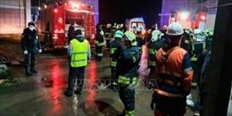 Nga xác định nguyên nhân vụ cháy cơ sở chăm sóc người cao tuổi ở Crasnogorsk