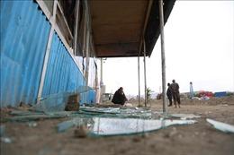 Một bệnh viện của tổ chức Bác sĩ không biên giới ở Kabul bị tấn công