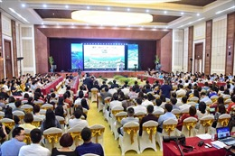 Hội nghị 'Thời điểm vàng khám phá vẻ đẹp Việt'