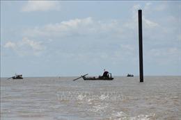 Cà Mau kết luận các nội dung phản ánh của ngư dân liên quan đến Dự án Nhà máy điện gió Tân Thuận
