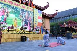 Tổ chức trọng thể Đại lễ Phật đản Phật lịch 2564 – dương lịch 2020