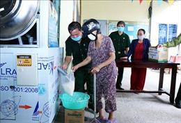 Quyên góp hỗ trợ người gặp khó khăn do dịch COVID-19