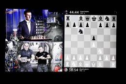 Nga tái hiện trận đấu cờ vua lịch sử từ ngoài không gian