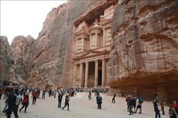 Thuế hàng hóa trong lĩnh vực du lịch của Jordan giảm từ 16% xuống 8%