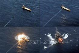 Iran tuyên bố phóng thành công tên lửa hành trình thế hệ mới