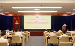 Đảng ủy Ủy ban Quản lý vốn nhà nước tại doanh nghiệp quán triệt Nghị quyết Trung ương 12 (khóa XII)