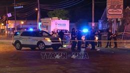 Nổ súng tại một bữa tiệc ở Mỹ làm 2 người chết, 7 người bị thương